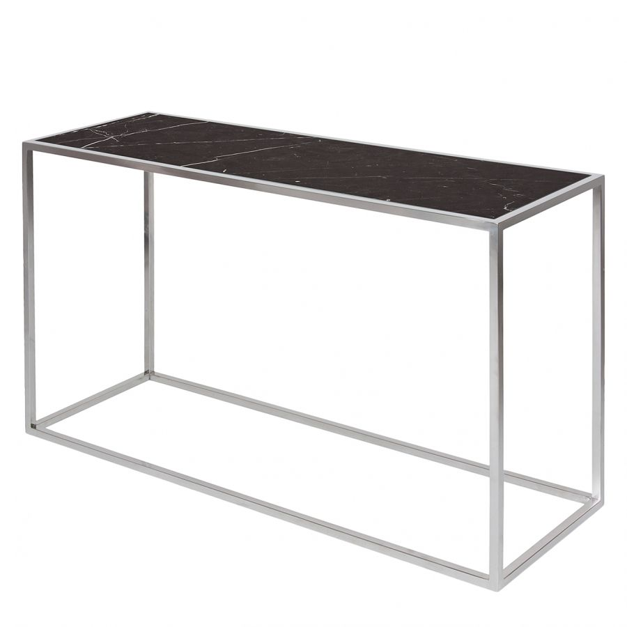 Marmortisch Schwarz Konsolentisch Jacob Wohnung Table Furniture Console Table
