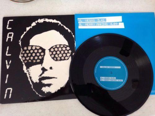 Calvin Harris Vegas Merry Making 10 Vinyl Record 45 Rpm Uk Mint Vinyl Records Records Vinyl
