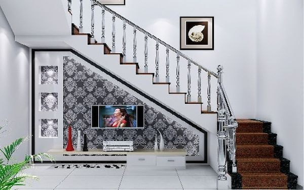 Best Modern Under Stair Storage Solutions To Spruce Up Your 640 x 480