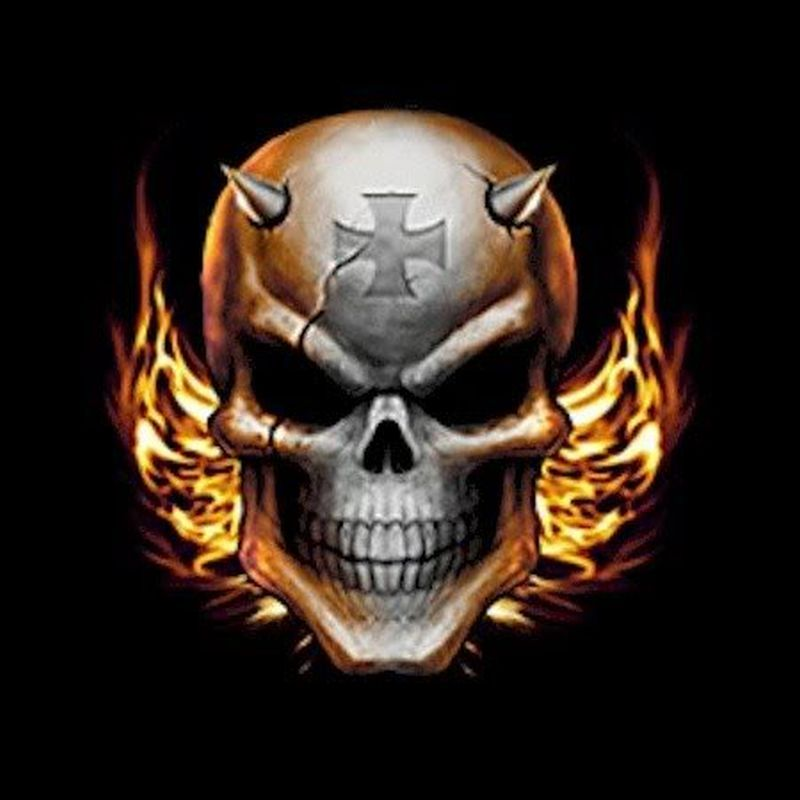 Dark Evil Skulls Download Scary Skulls Wallpaper Dark Evil Skull