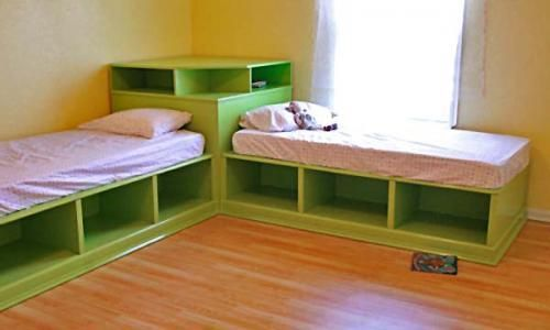 Ana White Diy Twin Beds Erin Isaacs This Might Be Good For