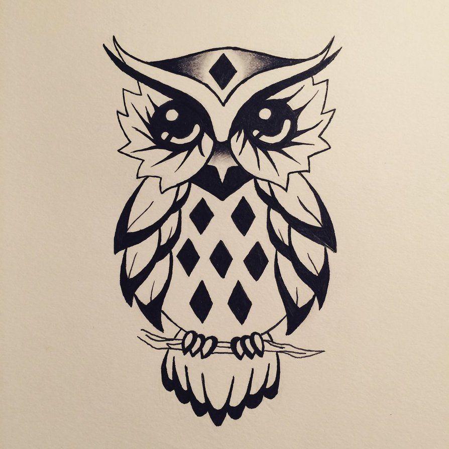 403 Forbidden Cute Owl Tattoo Owl Tattoo Drawings Owls Drawing