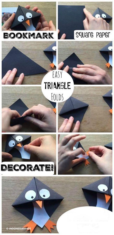 5 Kreasi Origami yang Mudah Ditiru dan Unik