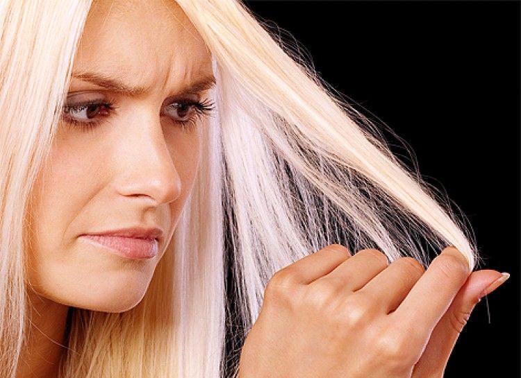 how to bleach dyed black hair