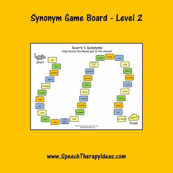 Awesome Synonyms for Board