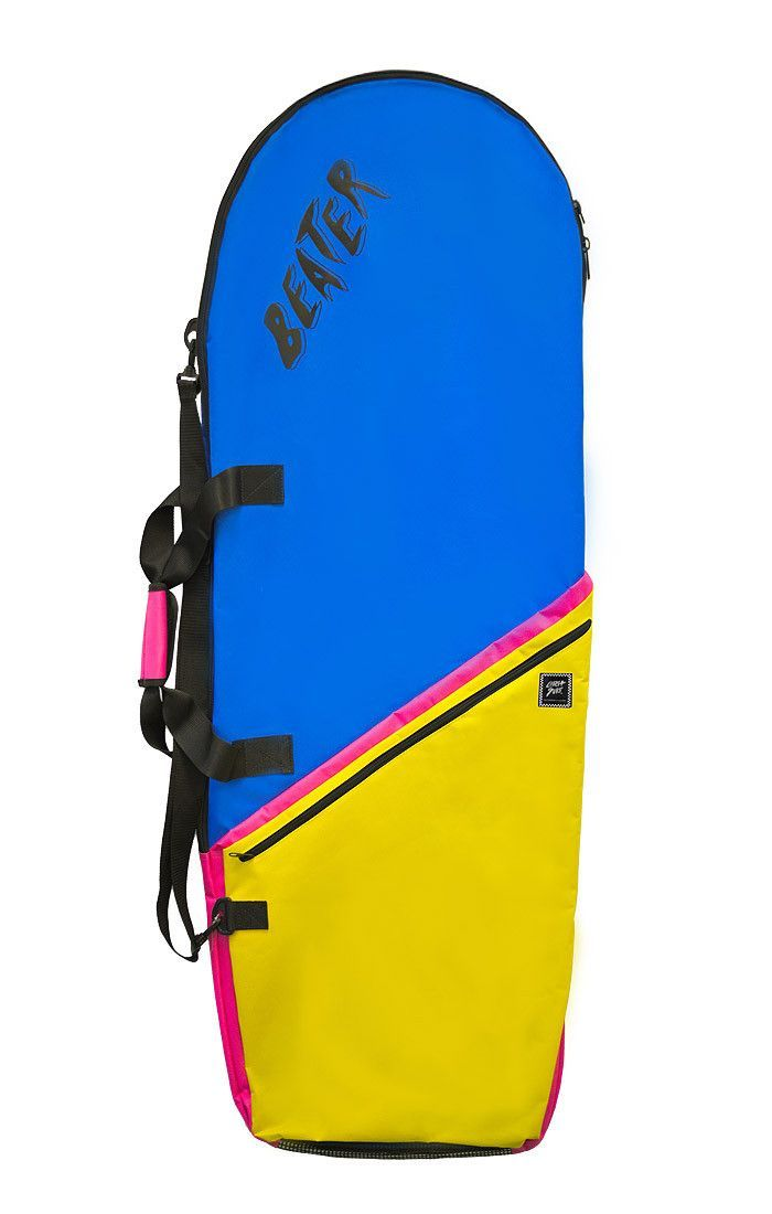 3863b8ecbfc4 Catch Surf Beater Board Bag Blue/Yellow | Painel do não - MotionMe ...