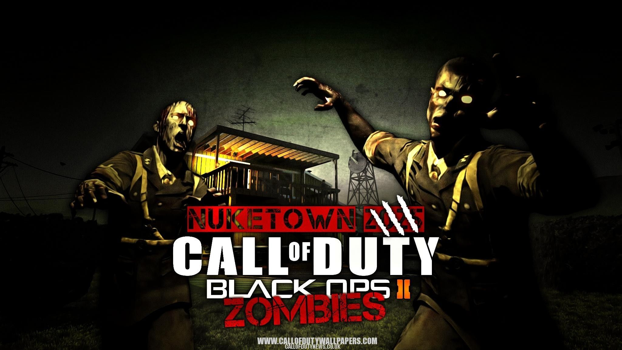 black ops ii | zombies wallpaper #3 | call of duty wallpapers | call
