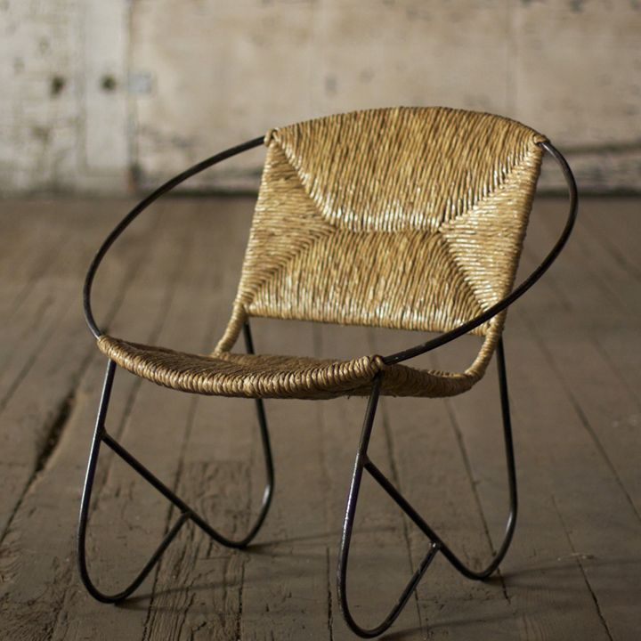 woven metal furniture. Hula Hoop Round Metal Forms The Bend Of Back, Seat And Arms; Legs Are Shaped Like Dual Wings. Woven Furniture T
