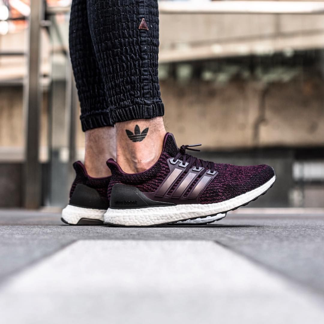 "8ffe262f620 T Y (Jemuel) Wong ( jemuelwong) on Instagram  ""+  Sneakers  Adidas Ultra  Boost 3.0  Dark Burgundy """