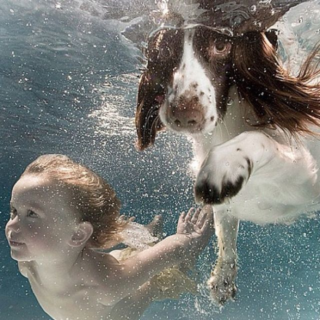 this is awesome.. I hope my little boy is a water baby.  by   Zena Holloway
