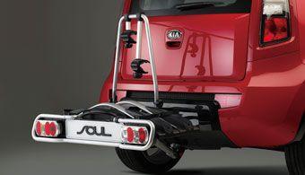 Soul Rear Mount Bike Carrier Accessory Kia Soul