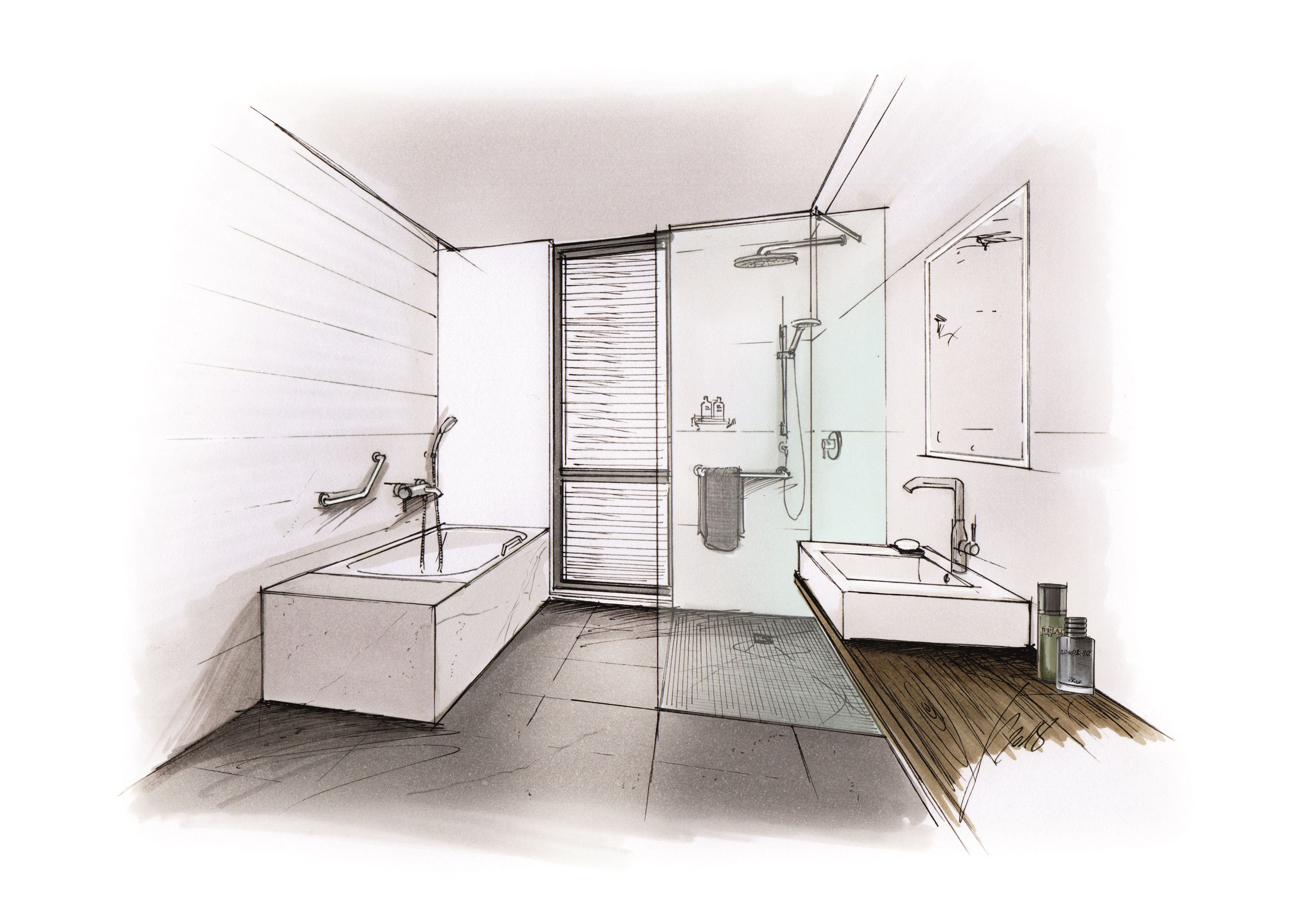 Barrierefreies Bad Tipps Ratgeber Zur Planung Obi Badewanne Bad Dusche Barrierefreies Obi Barrierefrei Badezimmer Fe In 2020 Bathroom Vanity Vanity Double Vanity
