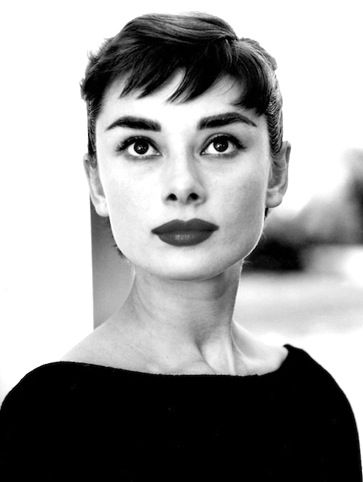 Who Suits A Pixie Haircut Hairy Times Audrey Hepburn Eyebrows