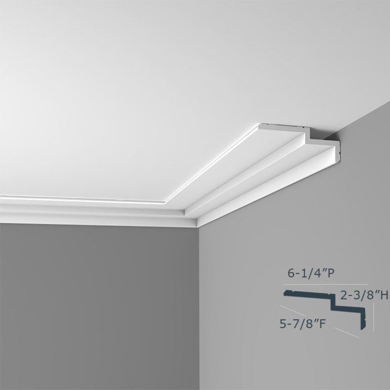 Chicago 2 Step Crown Molding In 2020