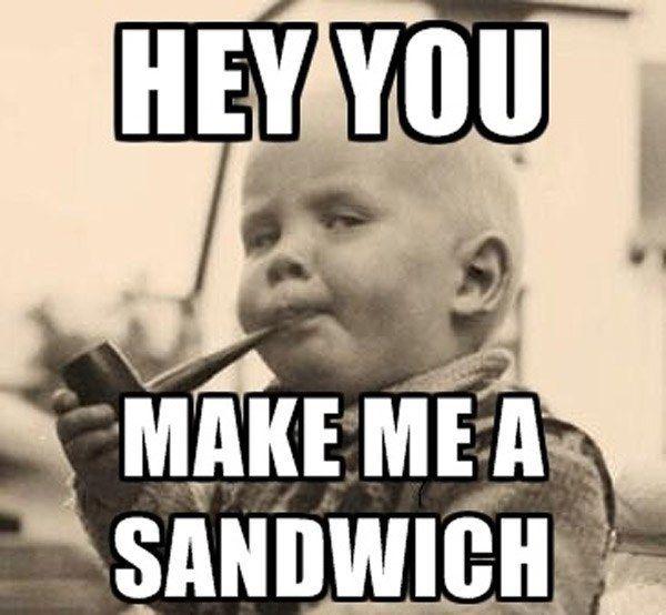 8848392b0ffd2cea336c2aa2b65e4d0c go get me a chicken sandwich meme view full size more make me