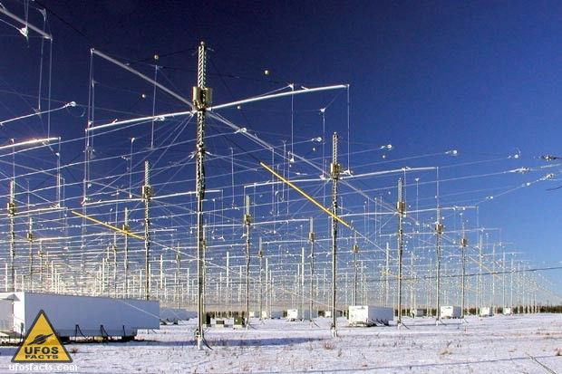 High Frequency Active Auroral Research Program (HAARP) O projeto High Frequency Active Auroral Research Program (HAARP) (em português: Programa de Investigação de Aurora Ativa de Alta Frequência) é...