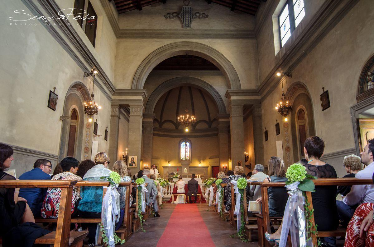 chiesa di san Martino a Montughi Firenze