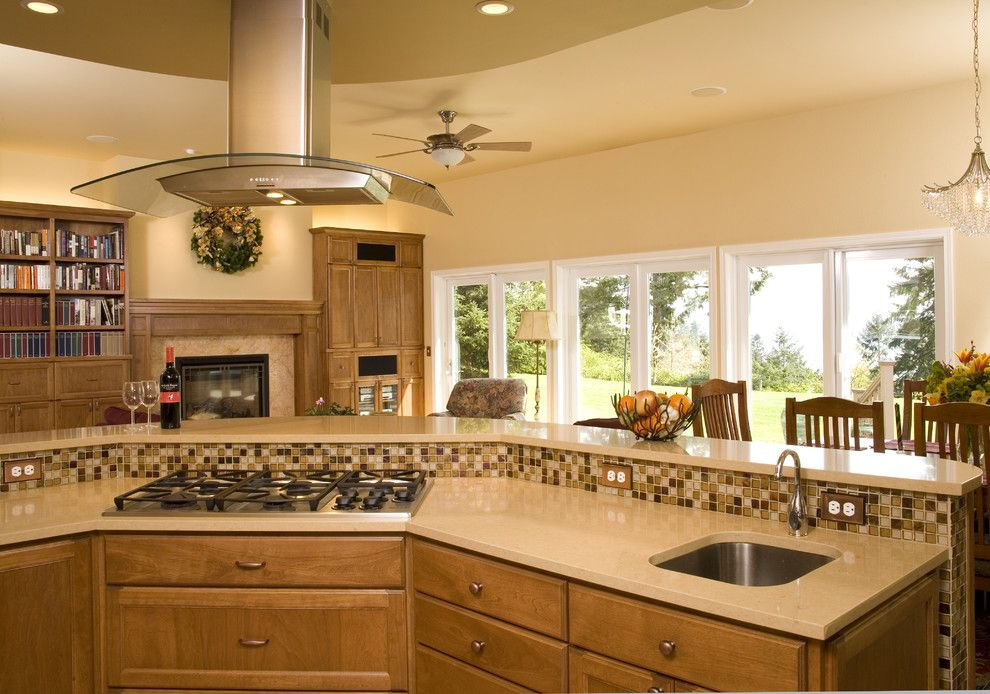 pin by karen fera on kitchen ideas kitchen island with sink open kitchen and living room on kitchen remodel with island open concept id=99468