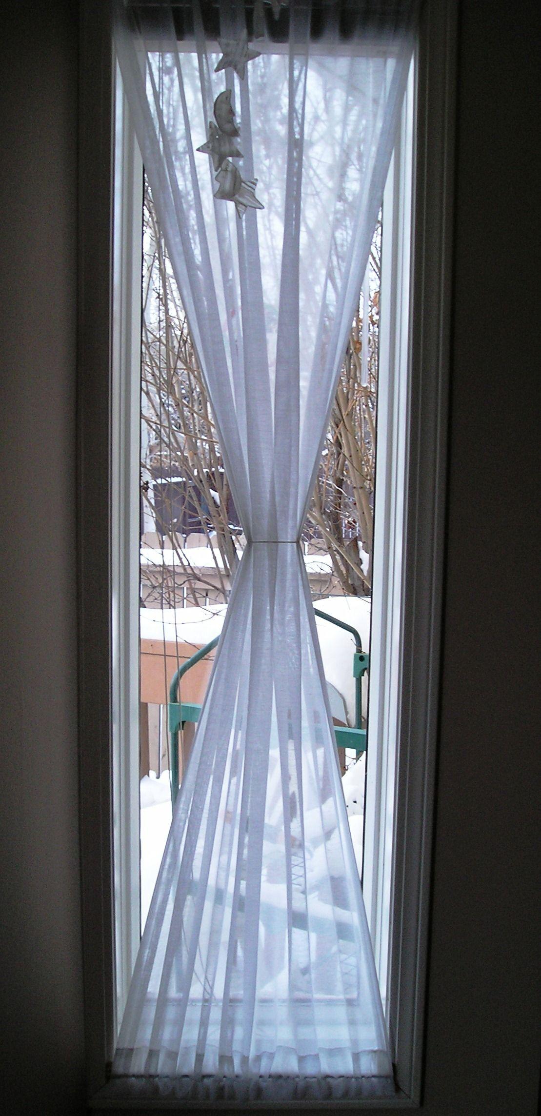 Window Treatment Ideas For Long Narrow Windows