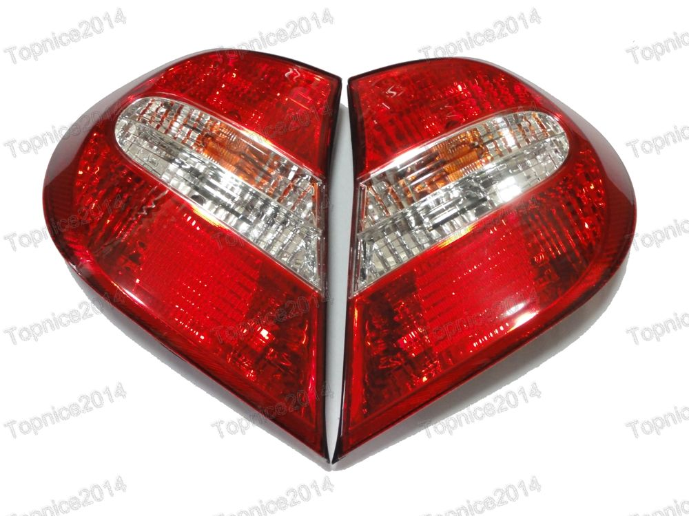 1pair New Red Tail Rear Lights Lamps Taillamp For Toyota Camry 2002 2004 Car Lights Lights Toyota Camry