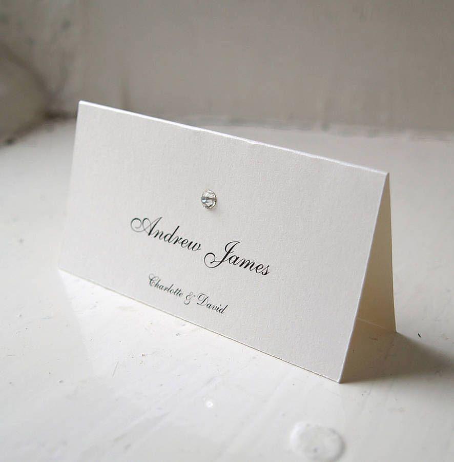 Image result for diamante wedding invitations | Wedding Stationary ...