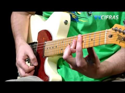 ▶ Lenny Kravitz - Fly Away (aula guitarra) - YouTube Guitar lesson