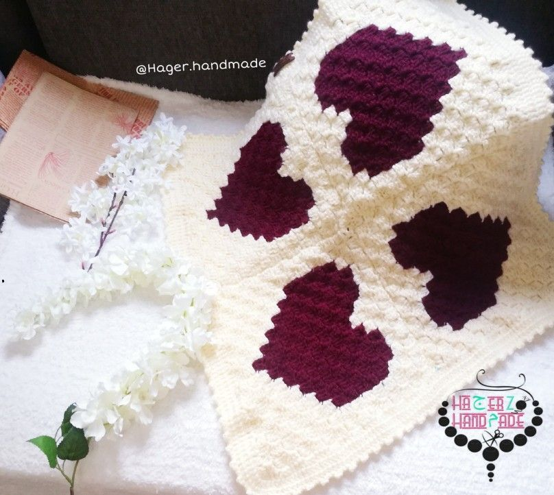 Crochet Baby Blanket Or Tablecloth Baby Blanket Crochet Crochet Baby Handmade Shop