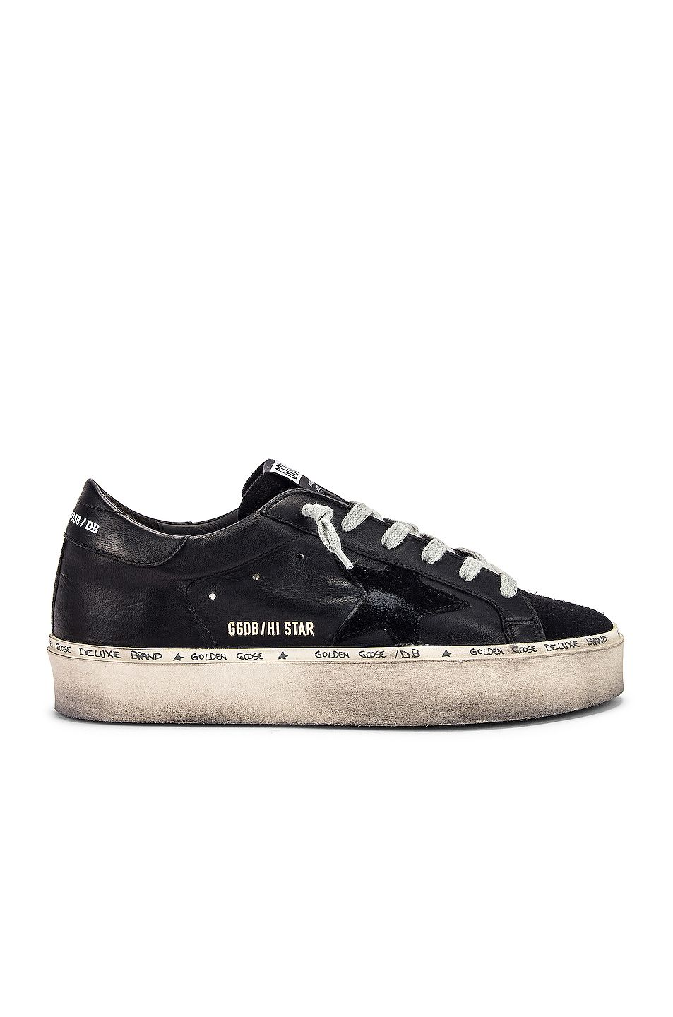 Leather Hi Star Sneaker (With images) Star sneakers