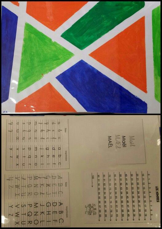 papier lisse ruban adhsif de peintre peinture acrylique choisir trois couleurs chaudes et une froide ou trois couleurs froides et une chaude - Couleurs Chaudes Et Froides En Peinture