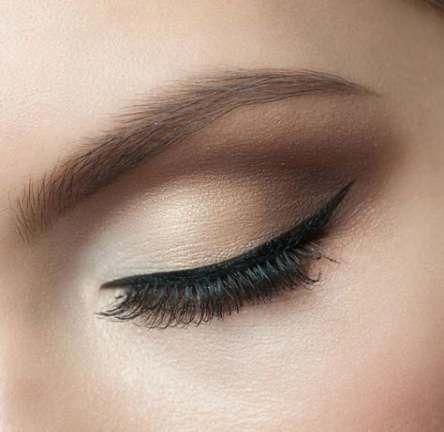 Best Wedding Makeup For Brown Eyes Matte Winged Liner 19 Ideas #Wingedliner #wingedliner