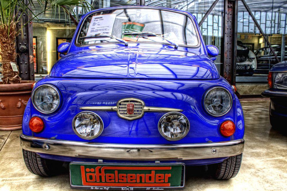 Fiat 500 von GEGolffahrer