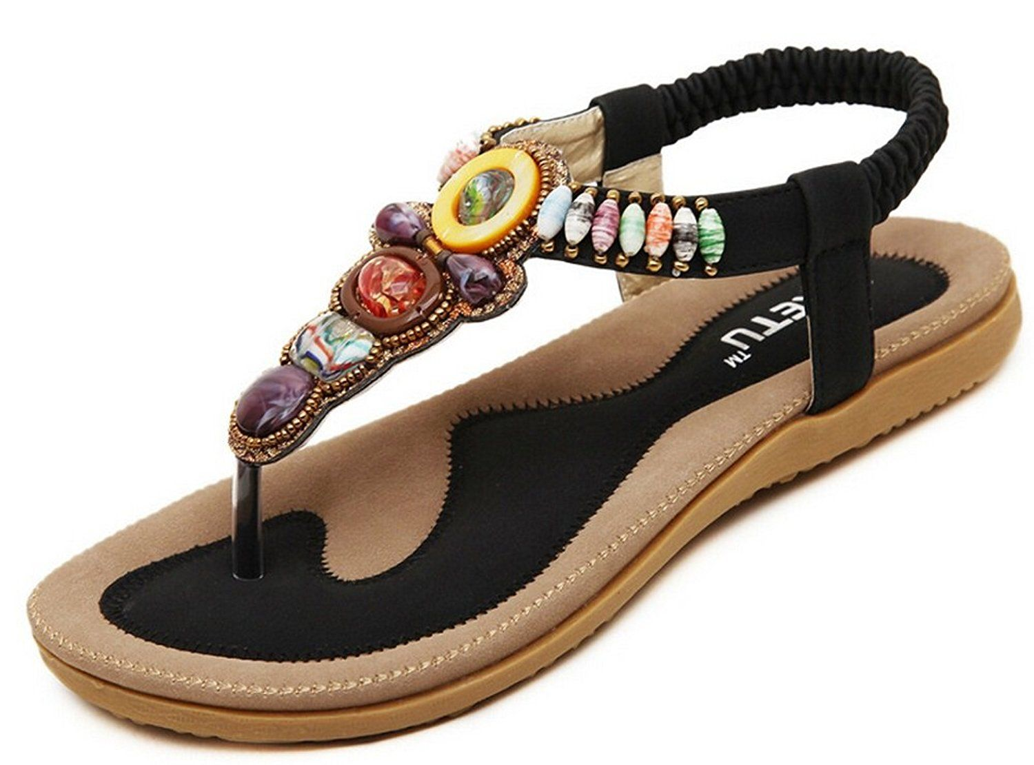 47e001627cd JiYe® Fashion Shoes Women s Gemstone Casual Sandals Summer Shoes -- You can  get more