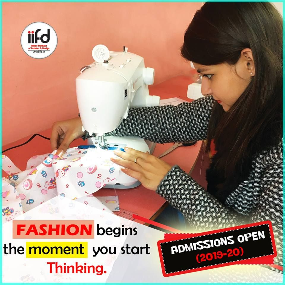 Fashion Designing Courses 2019 20 Admission Open At Indian Fashion Institute Join Our Degree Diploma And Fashion Designing Course Fashion Design Fashion