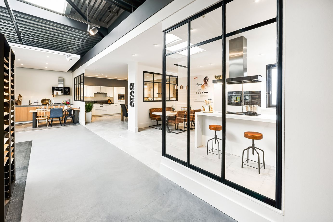 Keur Keukens Haarlem : Een overzicht van de showroom van keur keukens in haarlem keur