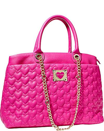 $128.00 | Posted to In the Bag by Betsey Johnson on Wanelo, the world's biggest shopping mall.