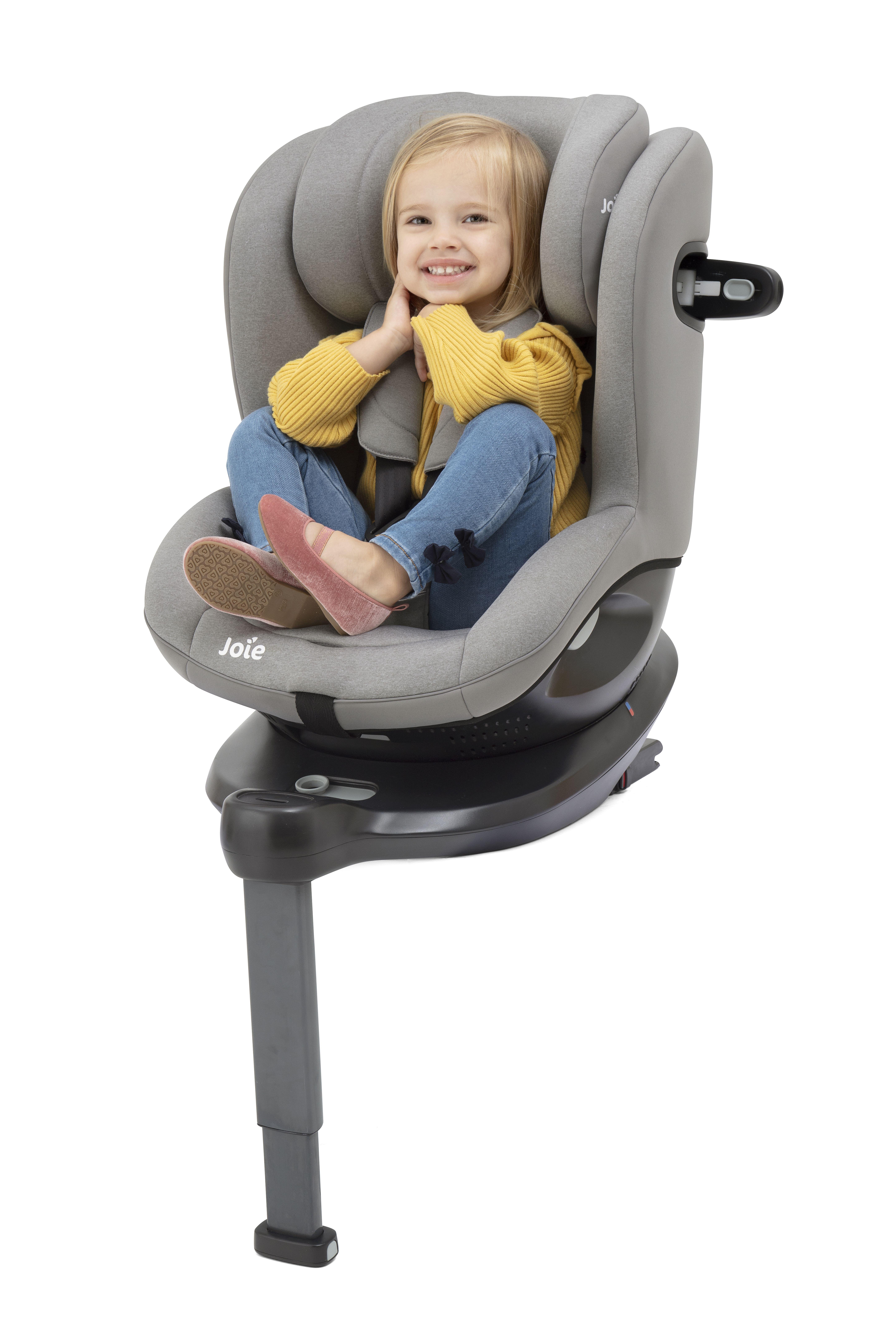 Kein Stress Beim Ein Und Aussteigen Mit Joie I Spin 360 Car Seats Travel Cot Soother