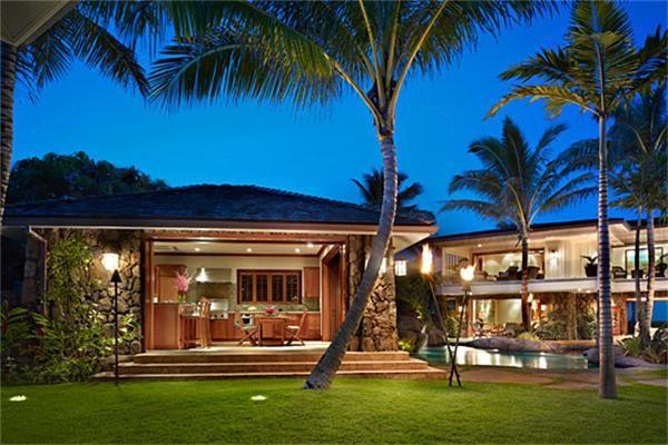 One Of A Kind Luxury Home On Kailua Beach Oahu Hawaii