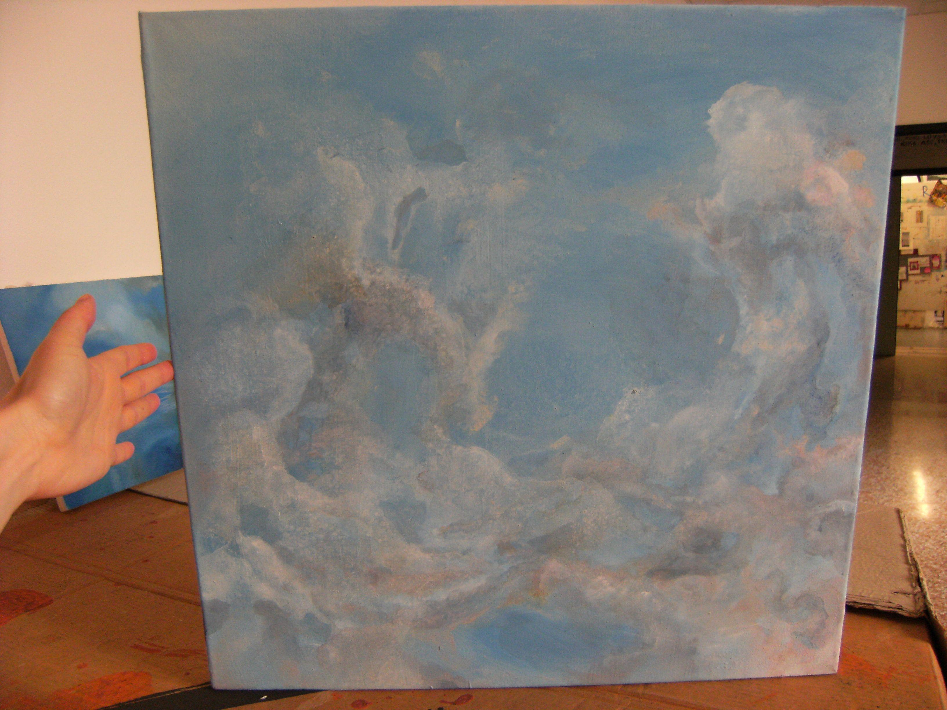 Cloud's serenity - by Elisa Ciscato