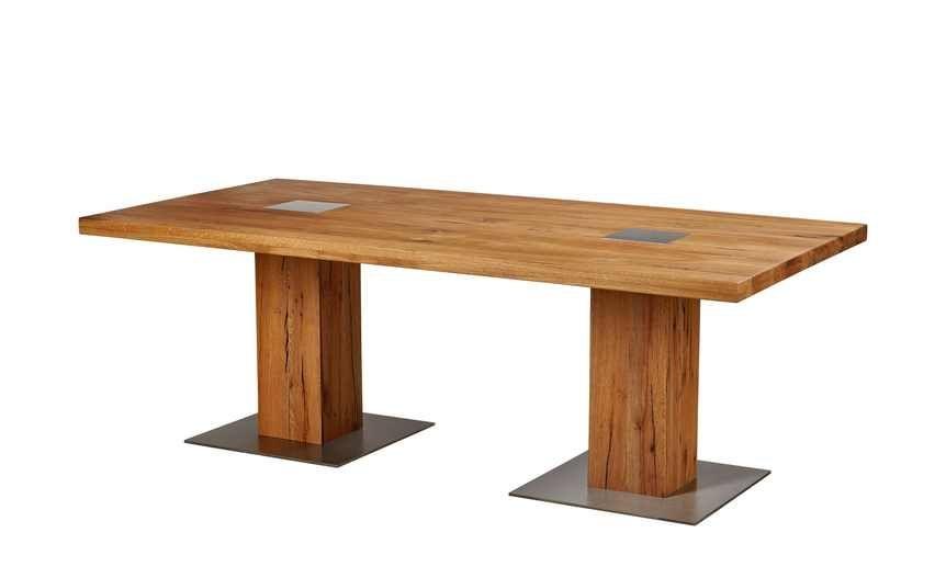 Großer Esstisch Ausziehbar Holz
