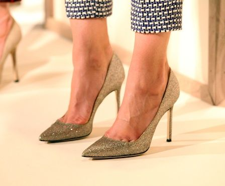 Is this real life?!?! Manolo Blahnik for J. Crew!