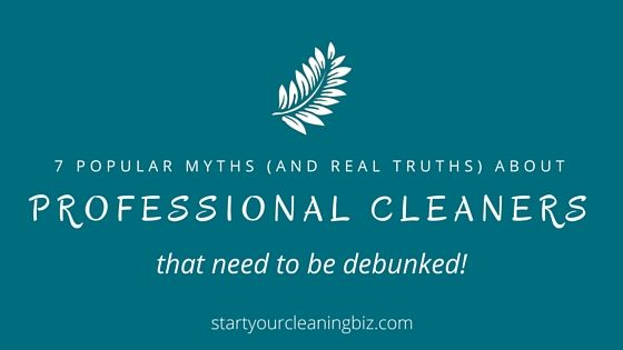 7 Popular Myths (and Real Truths) about Professional
