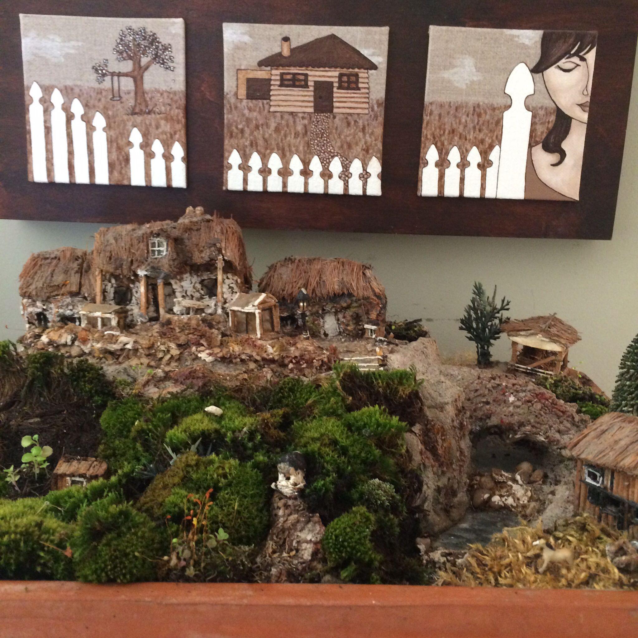 Miniature farm