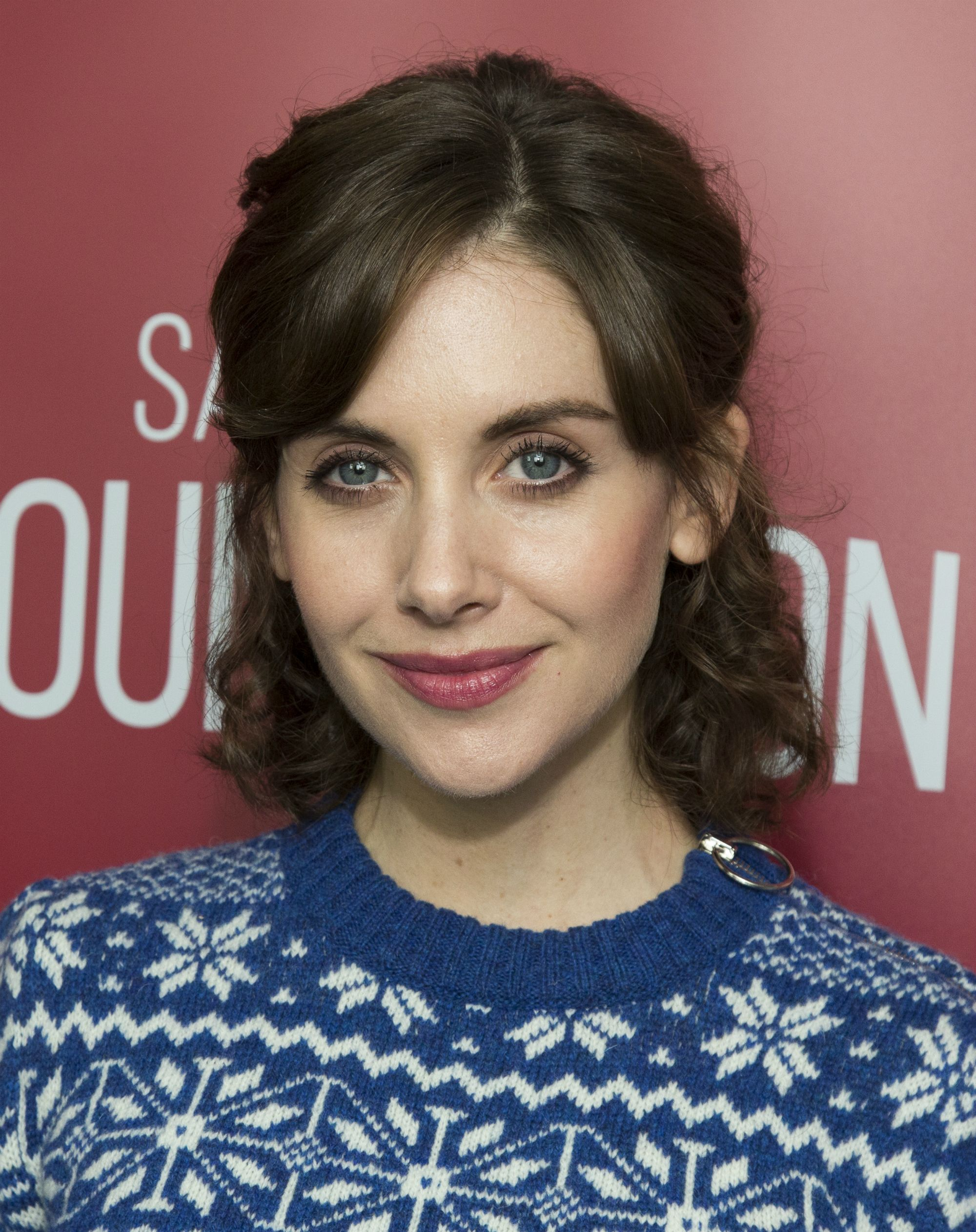 Alison Brie Nuda pin on style