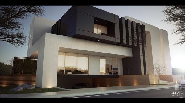 Provenza house by creato arquitectos mexico - Arquitectos casas modernas ...