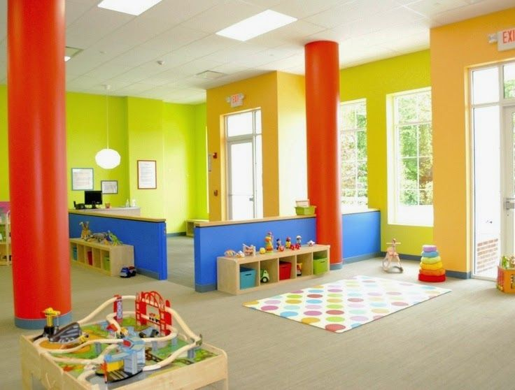Daycare Design, Pictures, Remodel, Decor and Ideas   Playroom ideas ...