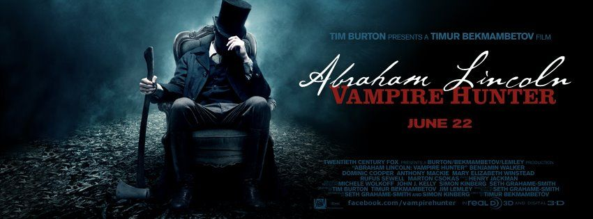 Abraham Lincoln: Vampire Hunter #movietavern