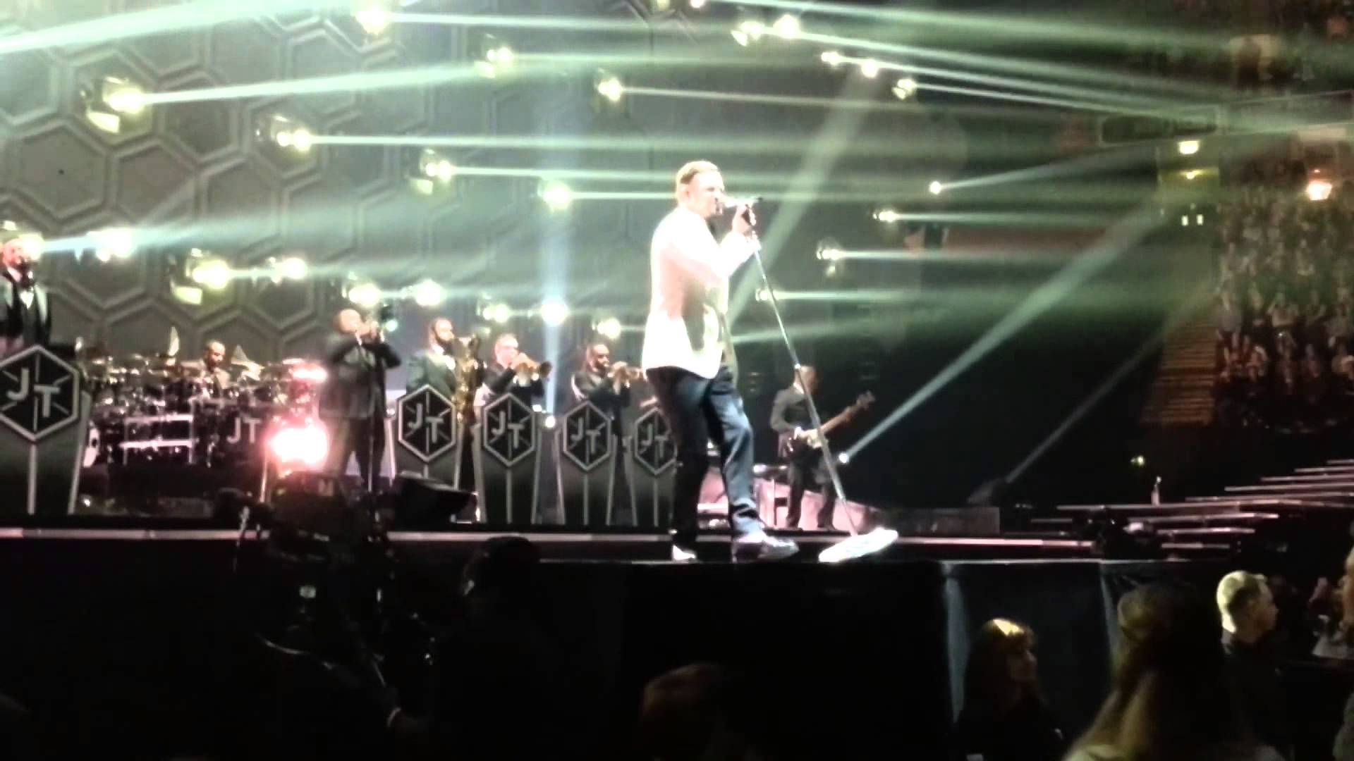 Justin Timberlake - Pusher Love Girl - The 20/20 Experience Tour - Live ...