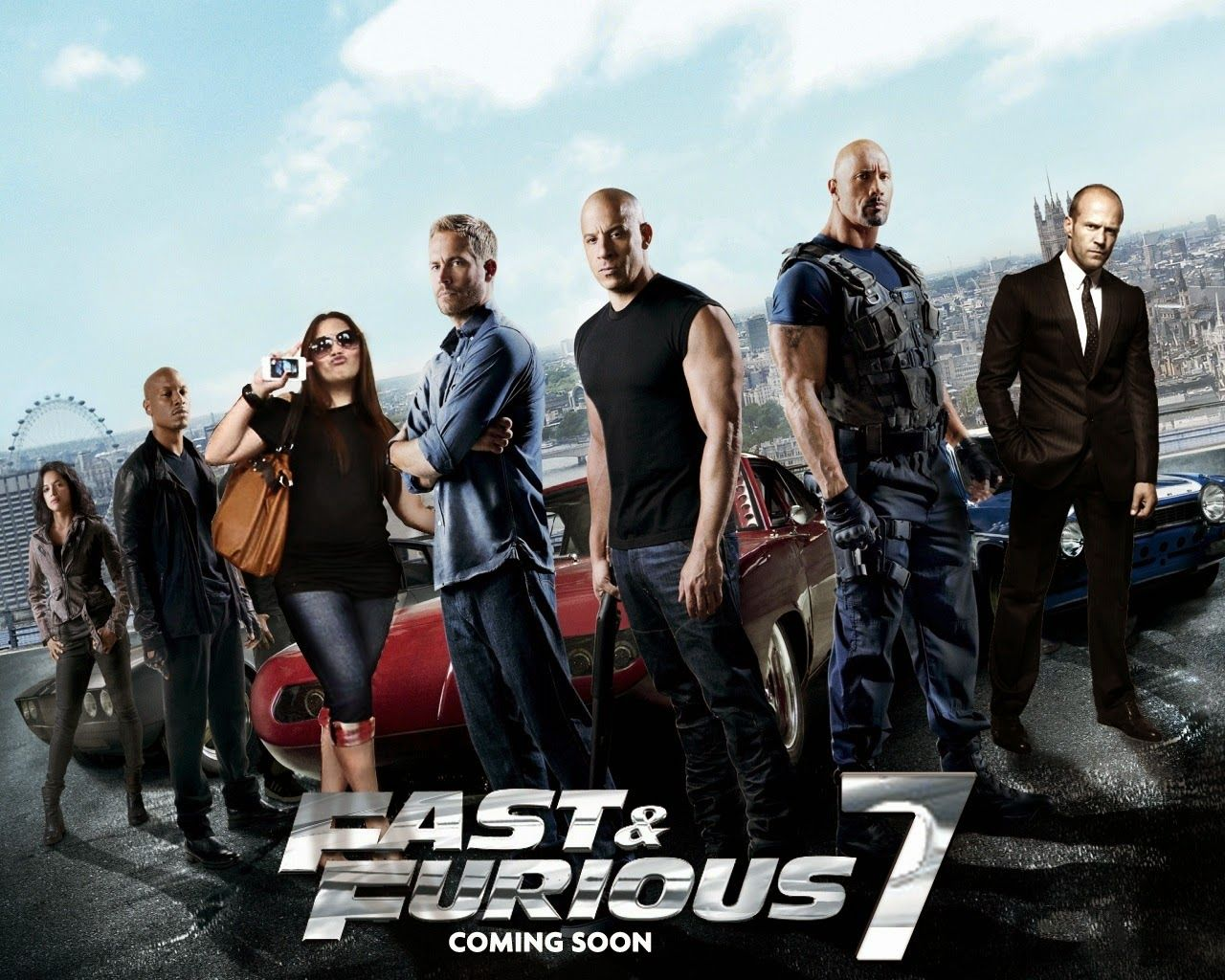 Furious 7 Official Trailer Trailer Review Beyond The Trailer