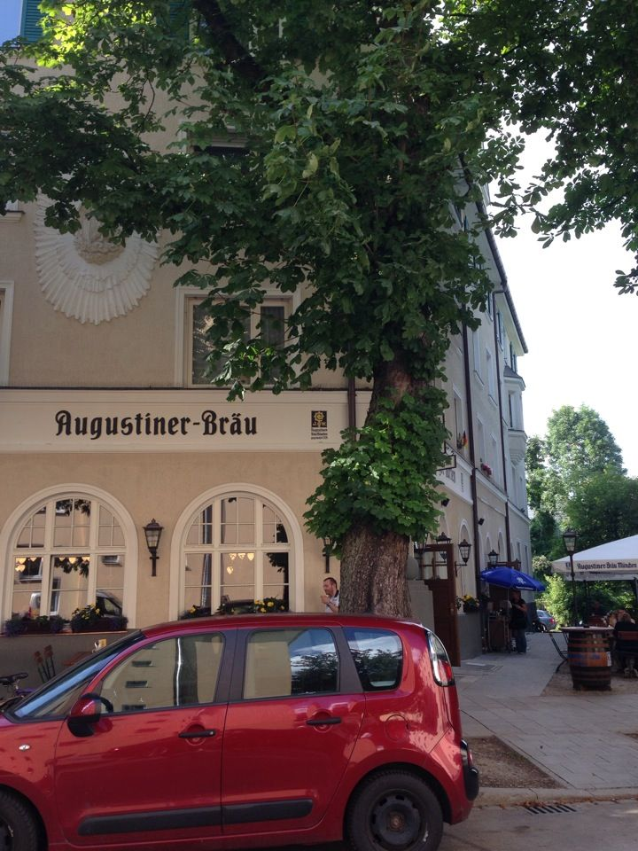 Giesinger Garten Best Places Four Square