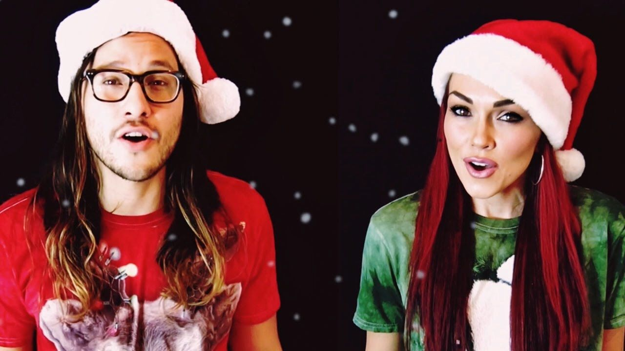 All I Want For Christmas Is You Michael Castro Kandee Johnson Cover Kandee Johnson Winter Wonderland Christmas Kandee